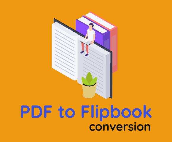 PDF To Flipbook Conversion